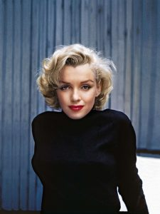 Marilyn Monroe, Hollywood, 1953. Foto Alfred Eisenstaedt / The LIFE Picture, Collection / Getty images.