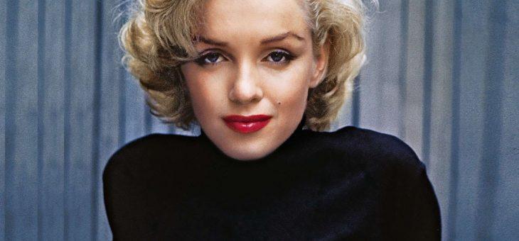 Op weg met Marilyn Monroe
