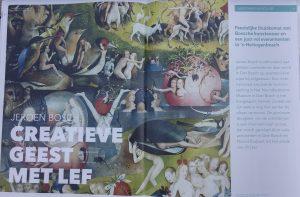 Het magazine Durf van Van Lanschot Chabot.