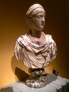 Keizer Constantijn Onbekende vrouw