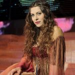 Simona Distefano als Maria Magdalena in 'Jesus Christ Superstar'. Foto Margot de Heide