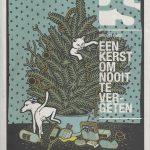 Cover van de kerstbijlage van Het Parool van 20-12-2014.