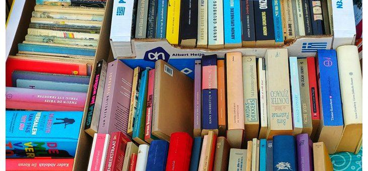 De boeken van mijn oom