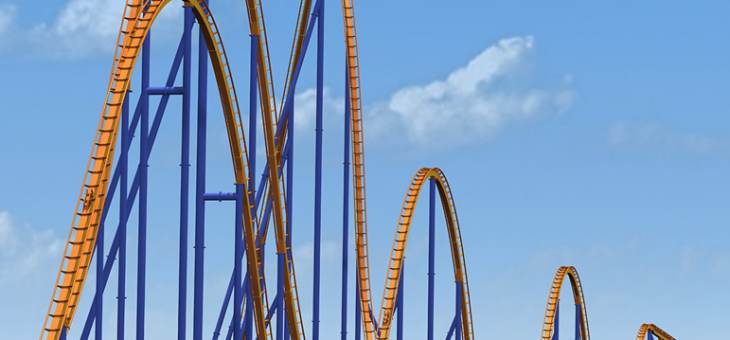 Roller coaster paradijs