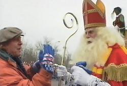 Intocht Sinterklaas 1991 (Aart Staartjes en Bram van der Vlugt)