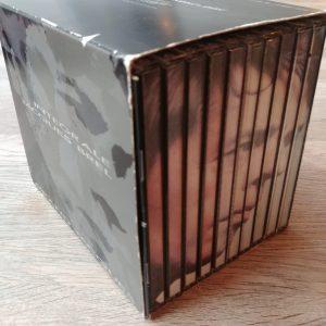Mijn complete verzameling cd's van Jacques Brel.