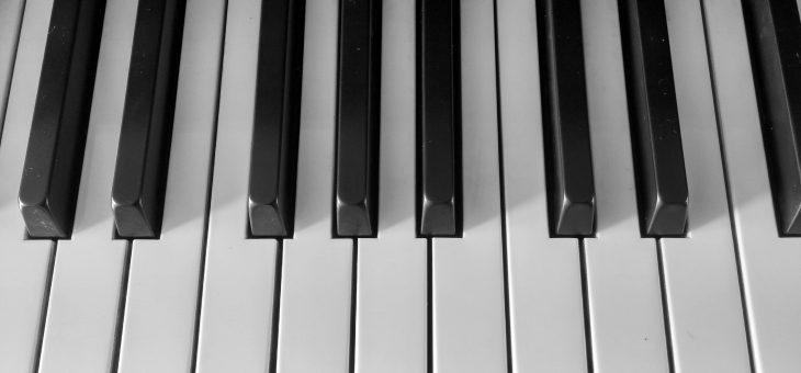 Pianoles en de taal van muziek